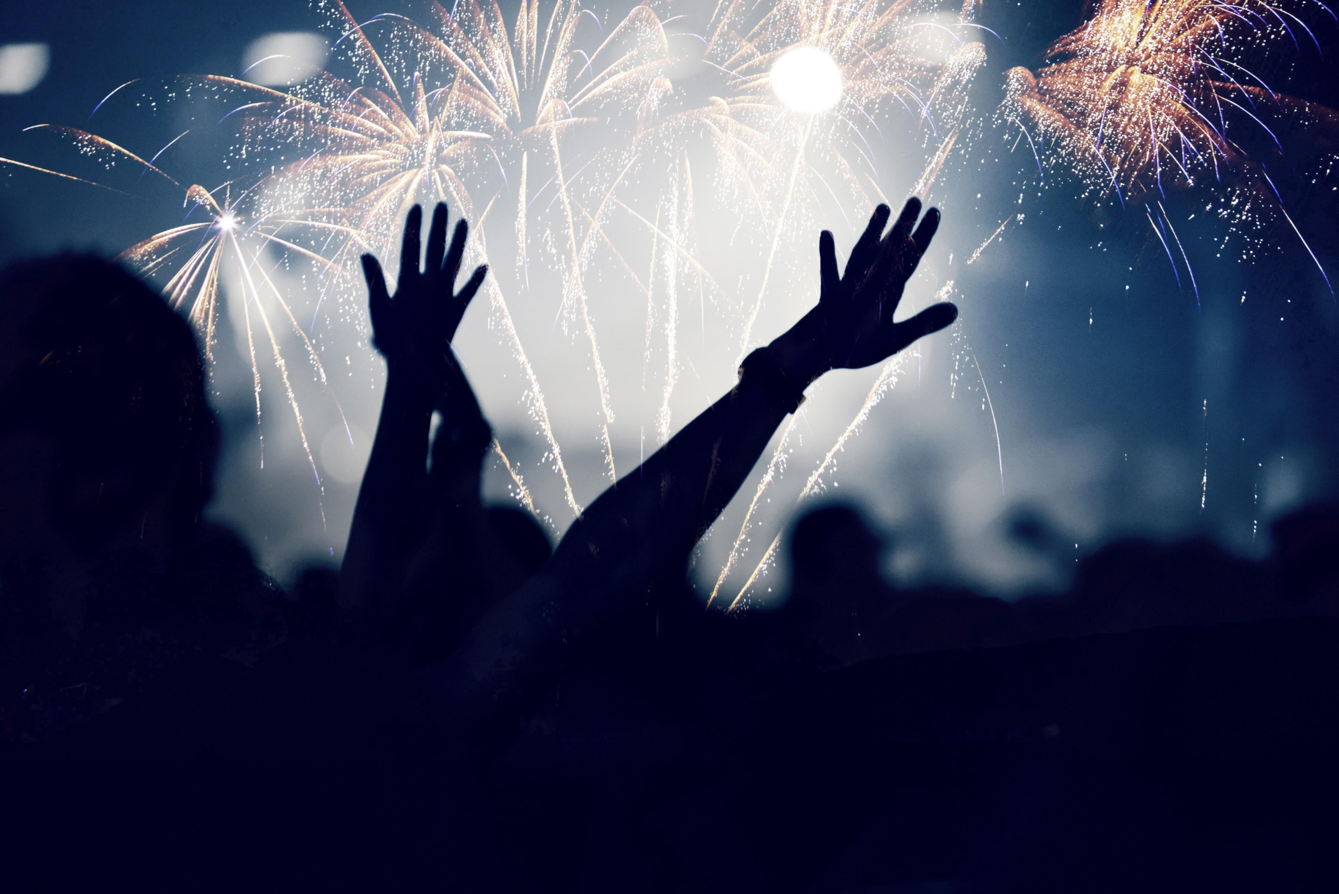 Valletta fireworks festival