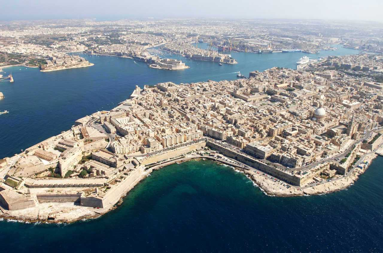 Valletta — a lot of life in a small place