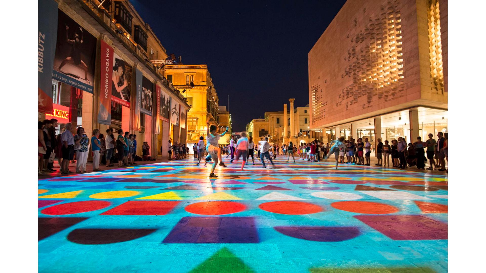 Malta International Arts Festival 2018