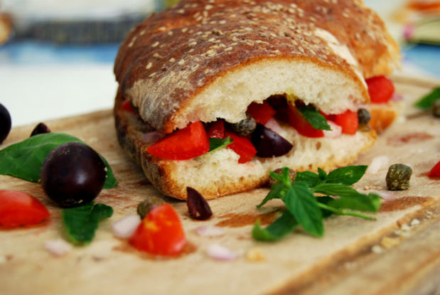 ftira biz zejt traditional maltese food ursulino valletta
