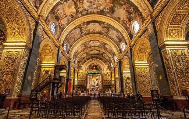 st-johns-co-cathedral-in-valletta ursulino malta