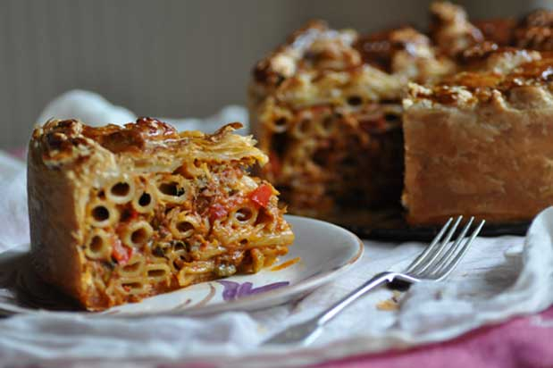 timpana traditional maltese food summer ursulino valletta