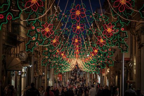 winter in malta christmas in valletta ursulino boutique hotel malta