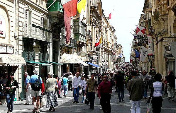 Shopping in valletta december ursulino valletta boutique hotel