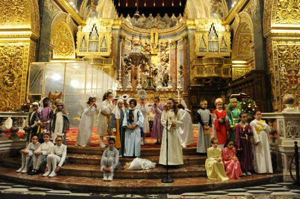 Christmas-Mass-December Ursulino-Valletta