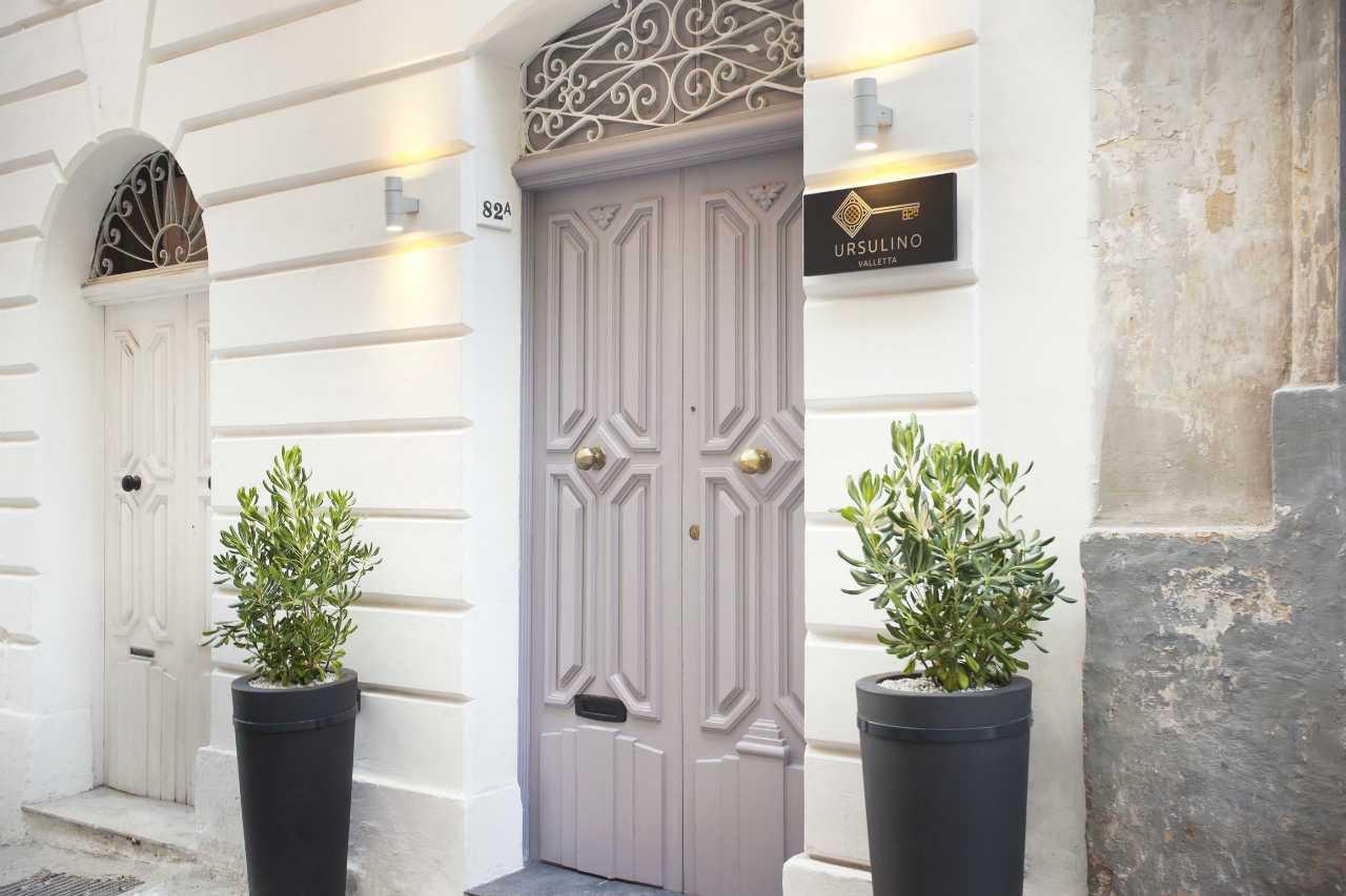 Ursulino front door